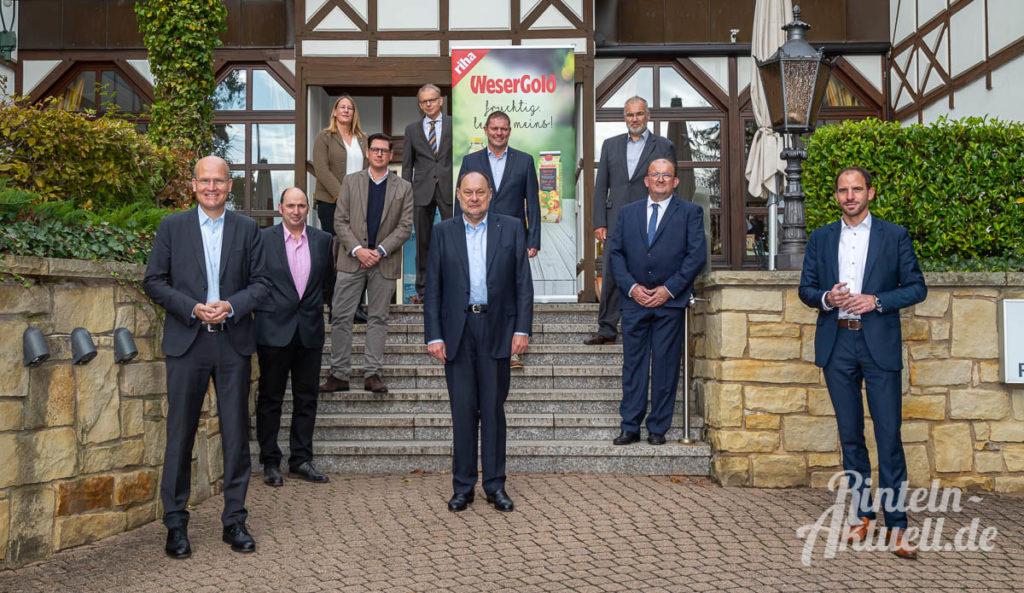 CDU/CSU Fraktionsvorsitzender im Deutschen Bundestag Ralph Brinkhaus besucht Rinteln